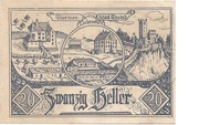20 Heller (Altenfelden) -  reverse