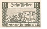 10 Heller (Altenfelden) -  obverse