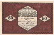 50 Heller (Altenmarkt im Pongau) – reverse