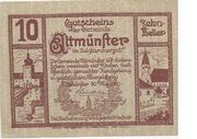 10 Heller (Altmünster) -  reverse