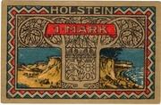 1 Mark (Landesbürgerrat Schleswig-Holstein) – reverse