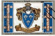 1 Mark (Detlev v. Liliencron Gesellschaft) – reverse