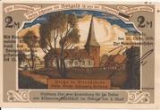2 Mark (Detlev v. Liliencron Gesellschaft) – reverse