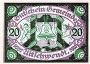 20 Heller (Altschwendt) – reverse