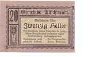 20 Heller (Altschwendt) -  obverse