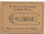 10 Pfennig (Rabattvereinigung) – reverse