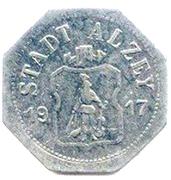 10 Pfennig - Alzey – obverse