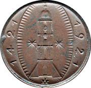 25 Pfennig - Amberg – reverse