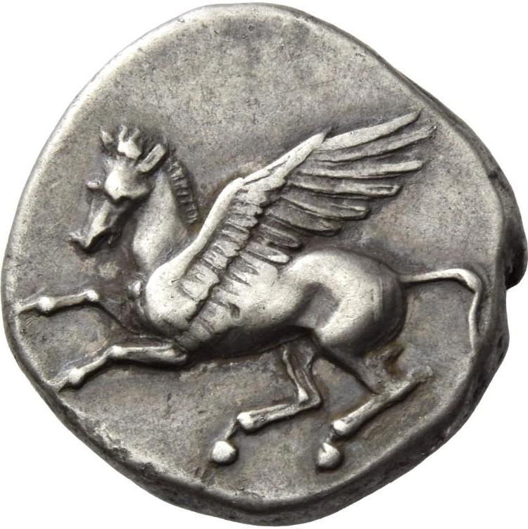 Stater - Corinth - Numista