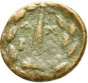 Bronze AE17 – reverse