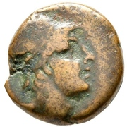 Bronze Æ17 - Mithradates VI -  obverse