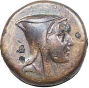 Bronze AE26 - Mithridates VI – obverse