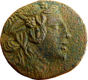 Tetrachalkon - Mithridates VI – obverse