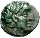 Bronze Æ15 – obverse