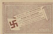 50 Heller (Amstetten, Schutzverein Antisemitenbund) – reverse
