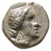 Bronze Æ8 – obverse