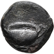 Bronze Æ11 – reverse