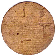 Telephone Token - MGTS (Moscow; Test) – obverse