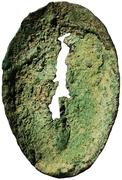 Cowrie (Bronze imitation) – reverse