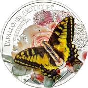 5 Diners (Swallowtail Butterfly) – reverse