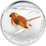 5 Diners (Robin) – reverse