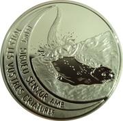 10 Diners - Joan Martí i Alanis (European Otter) -  reverse