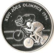 10 Diners - Joan Martí i Alanis (1996 Summer Olympics) -  reverse