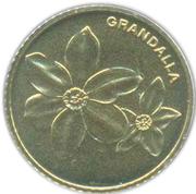 1 Centim (Grandalla) – reverse
