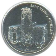 10 Centims (Saint Vicenç d'Enclar) – reverse