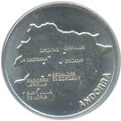 50 Centims (Andorra) – reverse