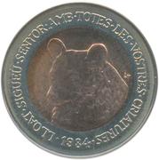 2 Diners - Joan Martí i Alanis (Bear) -  reverse
