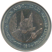 2 Diners - Joan Martí i Alanis (Red Squirrel) -  reverse