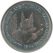 2 Diners - Joan Martí i Alanis (Red Squirrel) -  reverse