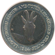 2 Diners - Joan Martí i Alanis (Ibex) -  reverse