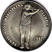 2 Diners - Joan Martí i Alanis (1988 Summer Olympics) -  reverse