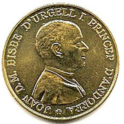 2 Diners - Joan Martí i Alanis -  obverse