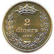 2 Diners - Joan Martí i Alanis -  reverse