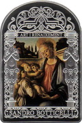 15 Diners - Joan Enric Vives i Sicília (Madonna and Child with two Angels) -  reverse