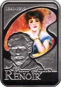 10 Diners - Joan Enric Vives i Sicília (Pierre-Auguste Renoir) -  reverse