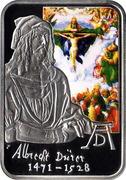 10 Diners - Joan Enric Vives i Sicília (Albrecht Dürer) -  reverse