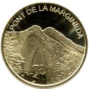 5 Centims (Pont de la Margineda) – reverse