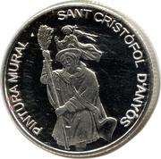10 Centims (Sant Cristofol D'Anyos) -  reverse