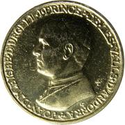 1 Diner - Joan Martí i Alanis (Joan D'Urgell I) -  reverse