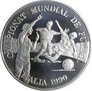 10 Diners - Joan Martí i Alanis (World Cup) -  reverse