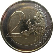 2 Euro (30 Years of Political Rights) -  reverse