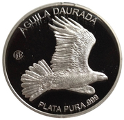5 Diners - (Golden Eagle) -  reverse