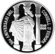 10 Diners (European Council) -  reverse