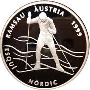 10 Diners (Nordic Ski World Championships) -  reverse