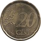 20 Euro Cent – reverse