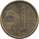 10 Euro Cent – obverse